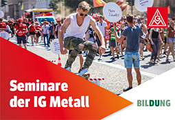 Seminare der IG Metall